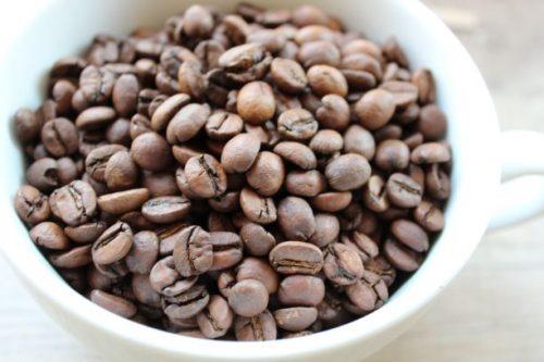 kawa ziarnista Brazylia Santos średni stopień palenia Cafe Ina