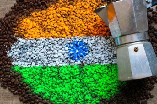 kawa ziarnista India Monsooned Malabar
