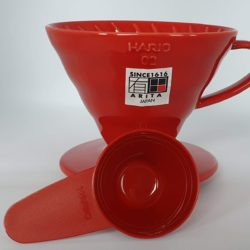Drip Ceramiczny Czerwony
