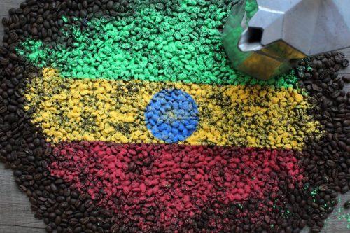 Arabika Etiopia Sidamo