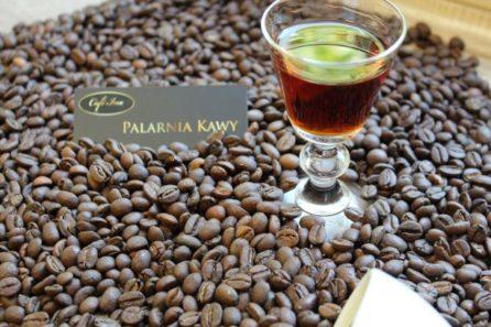Kawa smakowa aromatyzowana amaretto