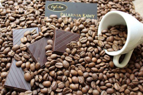 Kawa smakowa aromatyzowana czekoladowa