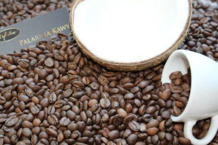 Kawa smakowa aromatyzowana kokosowa