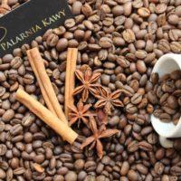 Kawa o smaku korzennym