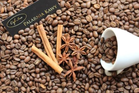 Kawa smakowa aromatyzowana korzenna