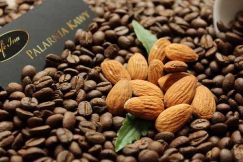 Kawa o smaku migdałów Cafe Ina