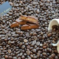 Kawa o smaku toffi