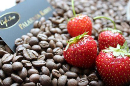Kawa smakowa aromatyzowana truskawkowa