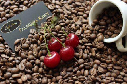 Kawa smakowa aromatyzowana wiśniowa