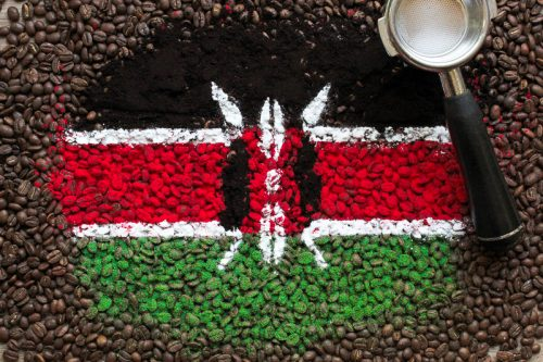 Arabika Kenia AA+