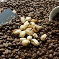 Kawa o smaku pistacjowym