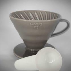 Drip Ceramiczny Szary