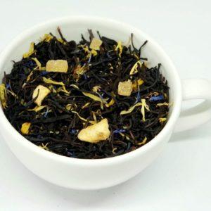 African Queen czarna herbata z dodatkiem egzotycznych owoców