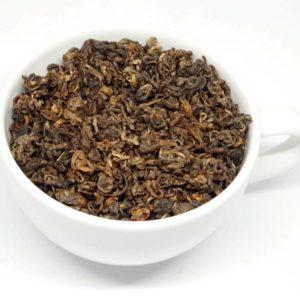 Niezwykle delikatna czarna herbata najwyższej jakości