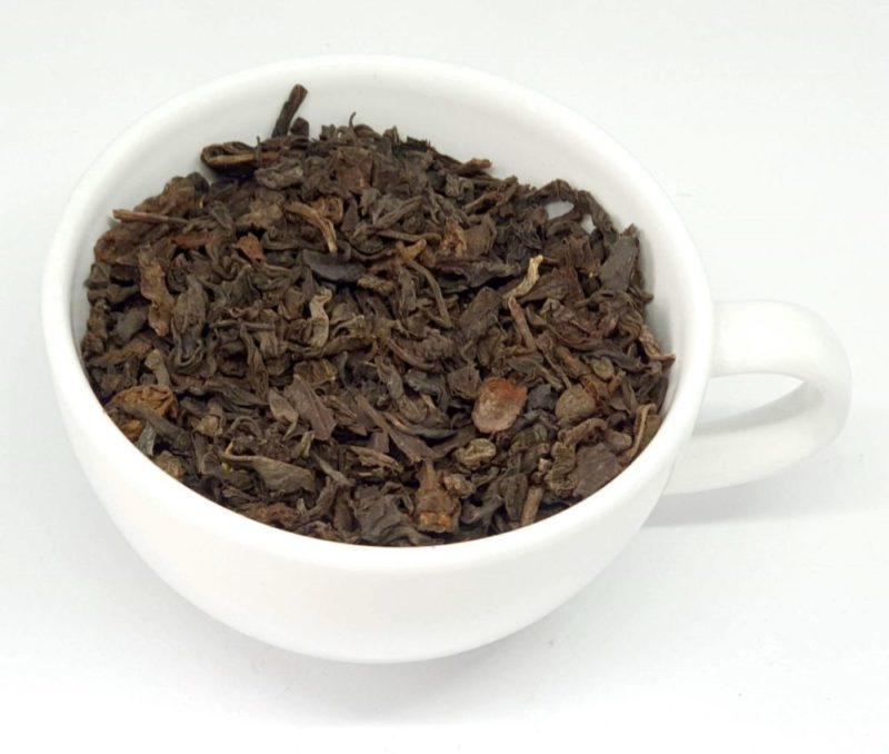 Pu-erh Gruby Liśc to wyjątkowa herbata czerwona