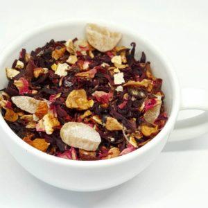 Herbata Owocowa z całymi kawałkami Owoców Floryda