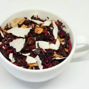 Herbata Owocowa z Kokosem