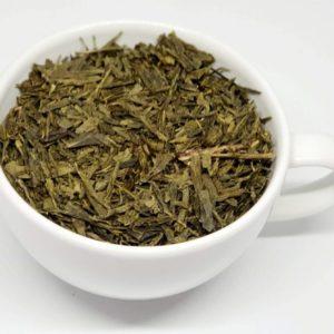 Wysokiej klasy, naturalna zielona herbata z Chin. Przygotowywana na styl Japoński.