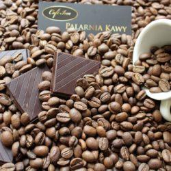 Kawa o smaku czekoladowym