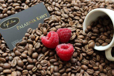 Kawa smakowa aromatyzowana malinowa
