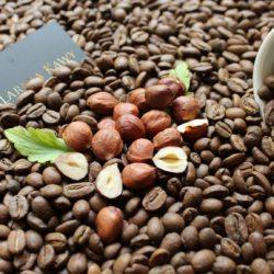 Kawa o smaku orzecha laskowego