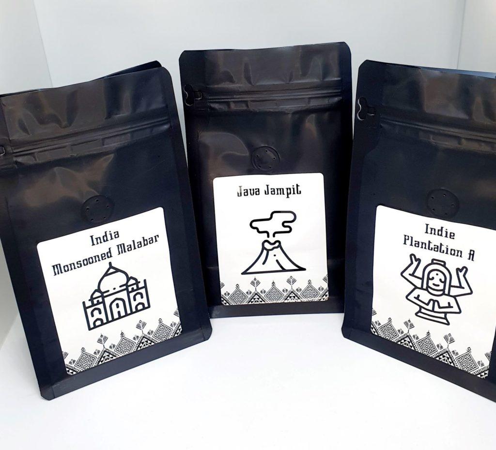 Kawy Azji