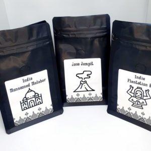 Zestaw kaw speciality Azja