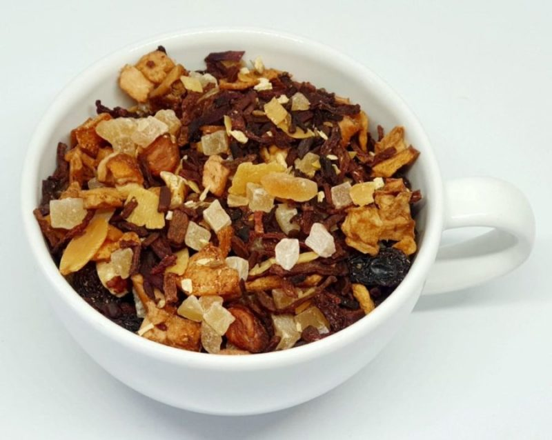 Herbata Owocowa na bazie buraka
