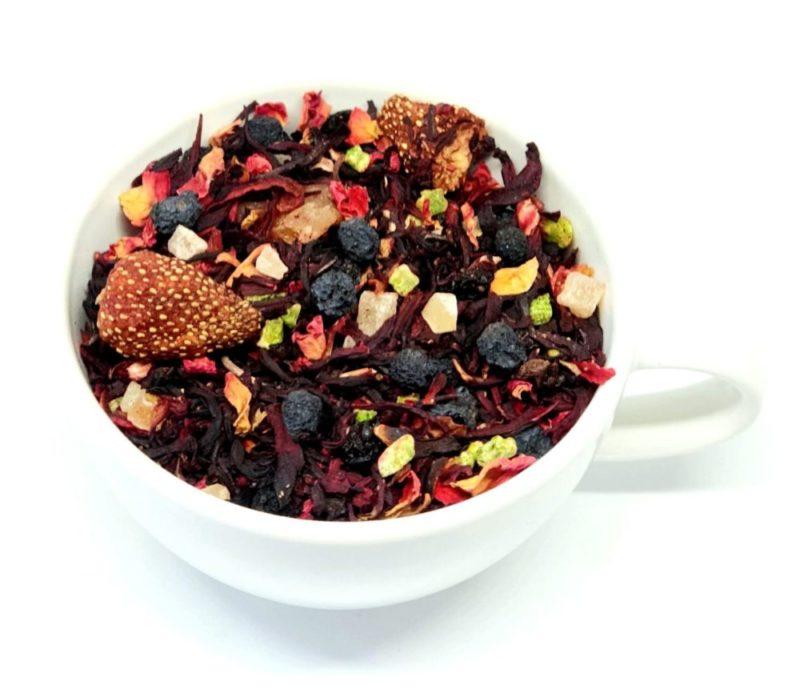 Herbata Owocowa Truskawkowa Margarita