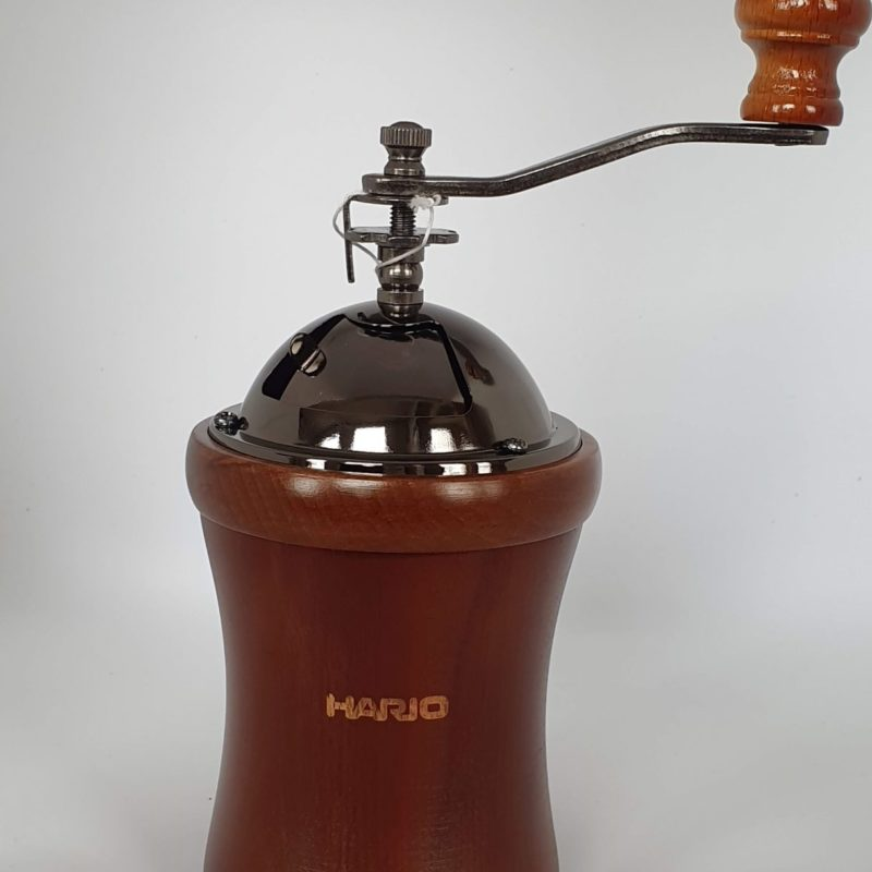 Młynek ręczny marki Hario