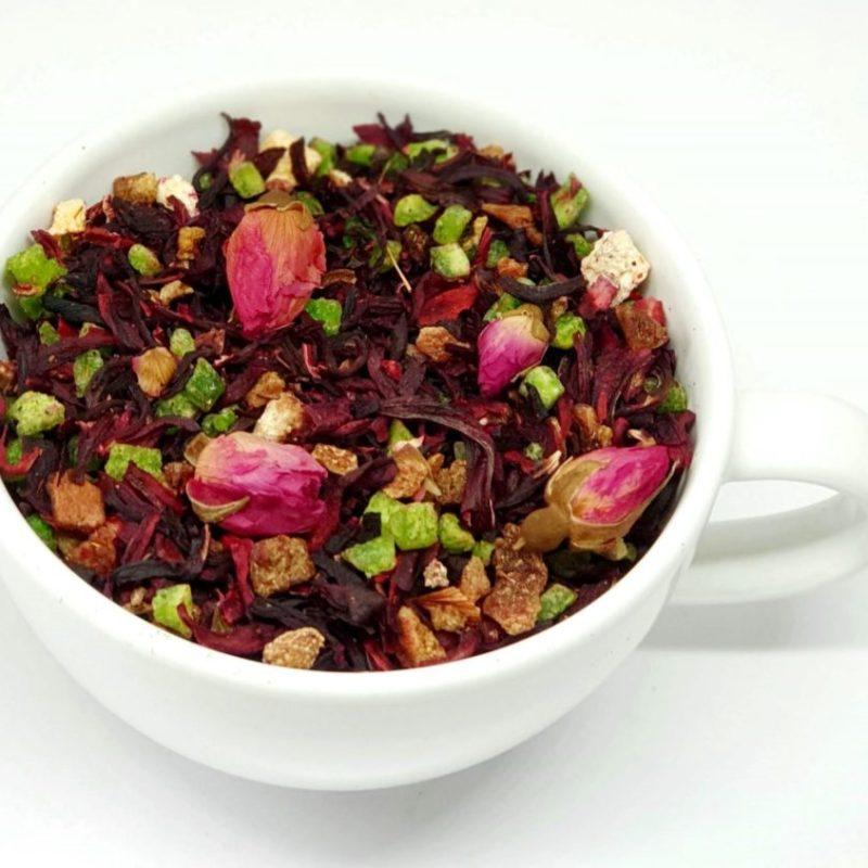 Herbata Gruszka z kaktusem