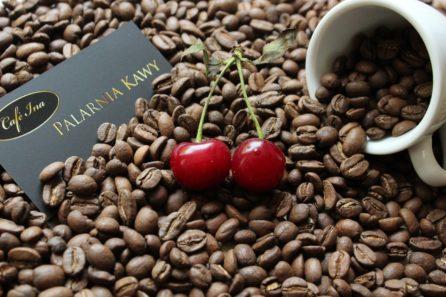 kawa smakowa wiśnie w rumie