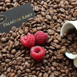 Kawa o smaku malinowo – czekoladowym