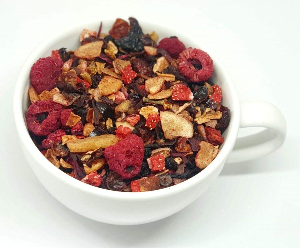 Owocowa Bajka - herbata pozbawiona sztucznego aromatu