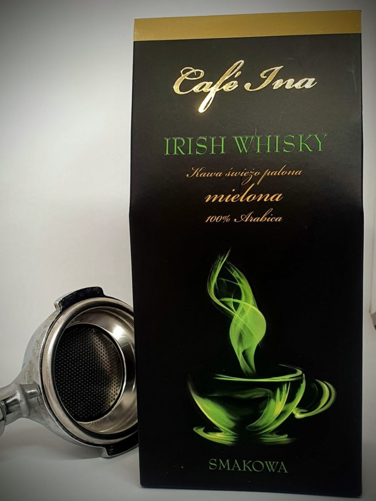 Cafe Ina Premium Irish Whisky