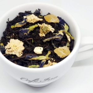 Herbata z Klitorią Kalipso