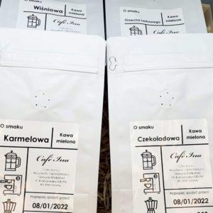 Niezwykły zestaw kaw smakowych najwyższej jakości