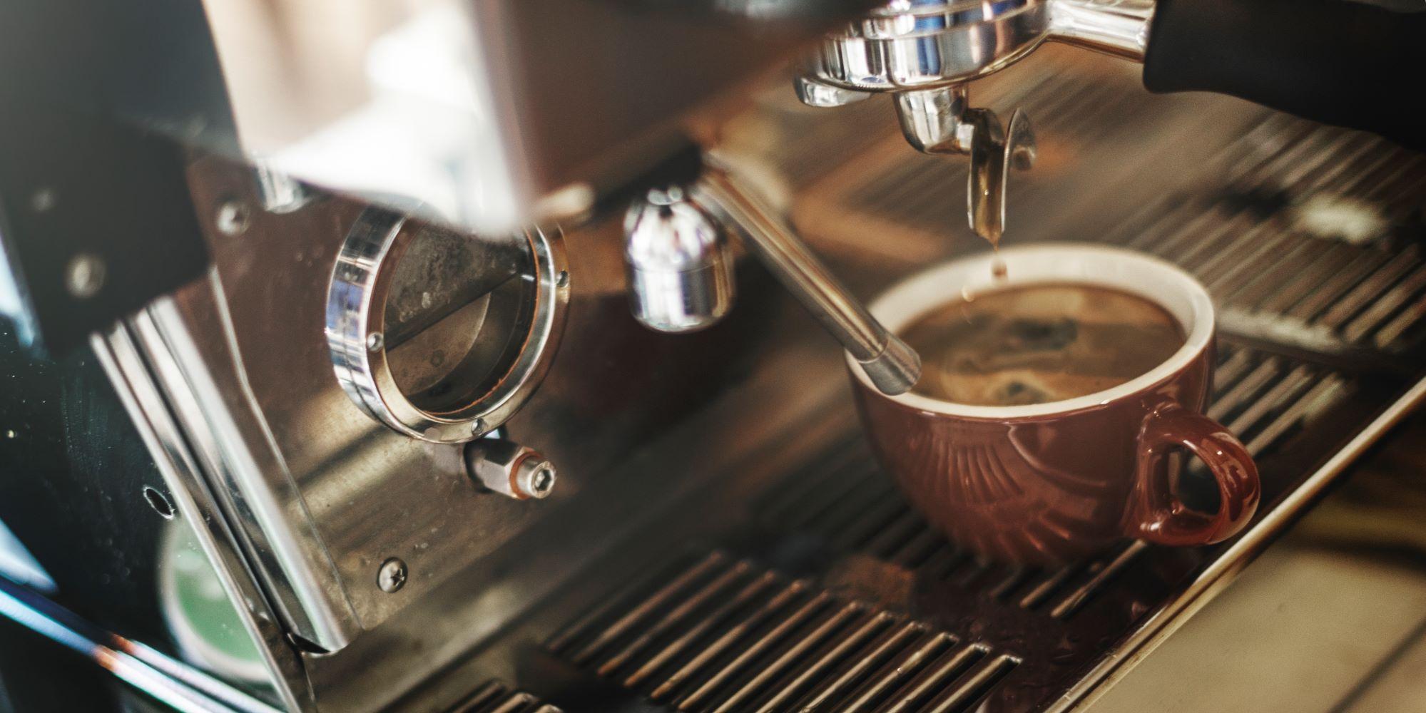 Najwyższej jakości świeżo palona kawa